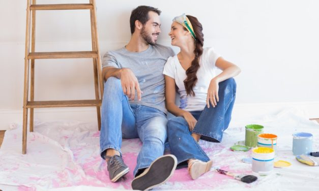 4 ting i din bolig, du kan give nyt liv med den rigtige maling