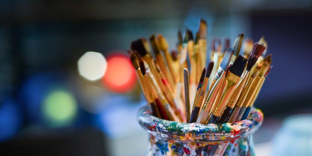 Sådan bliver du mere kreativ i din hverdag